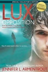 Opposition (Lux Novel) by Jennifer L. Armentrout