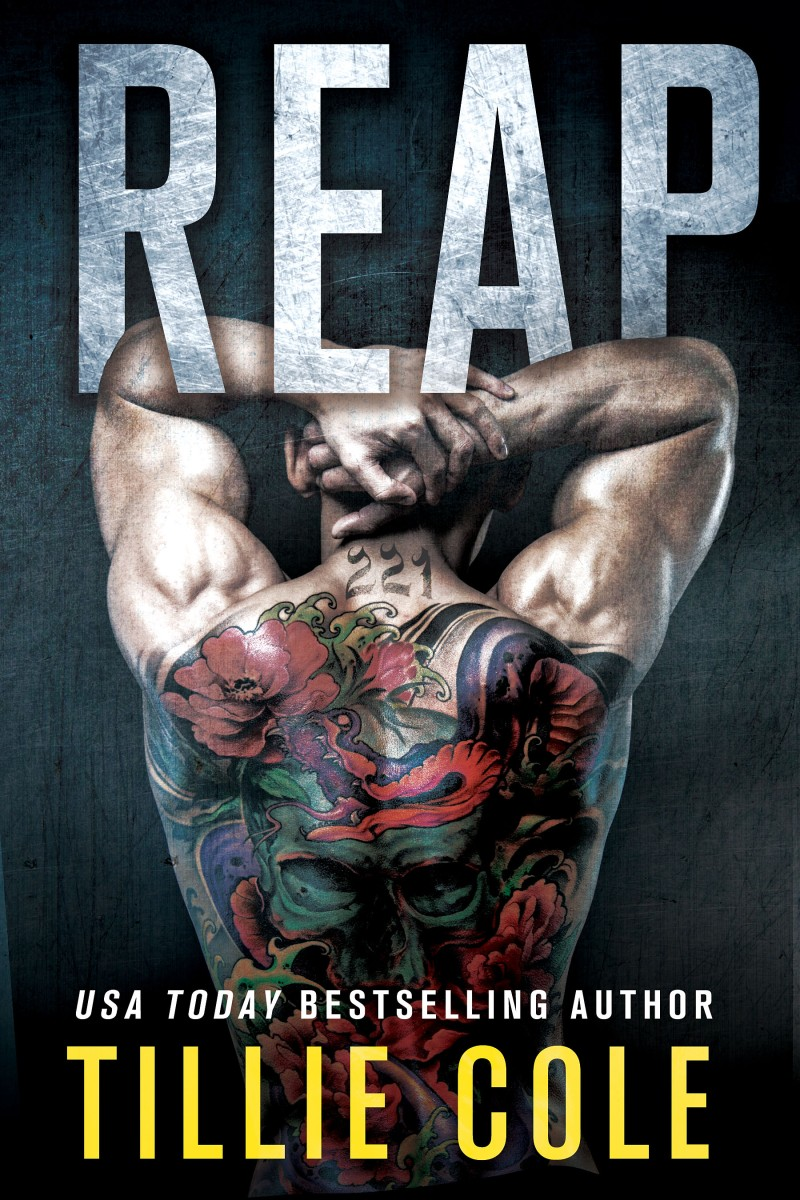 REAP (Scarred Souls #2) by Tillie Cole
