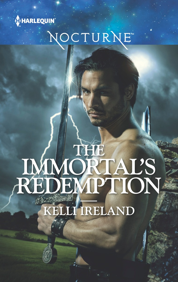 The Immortal's Redemption by Kelli Ireland - Cover!